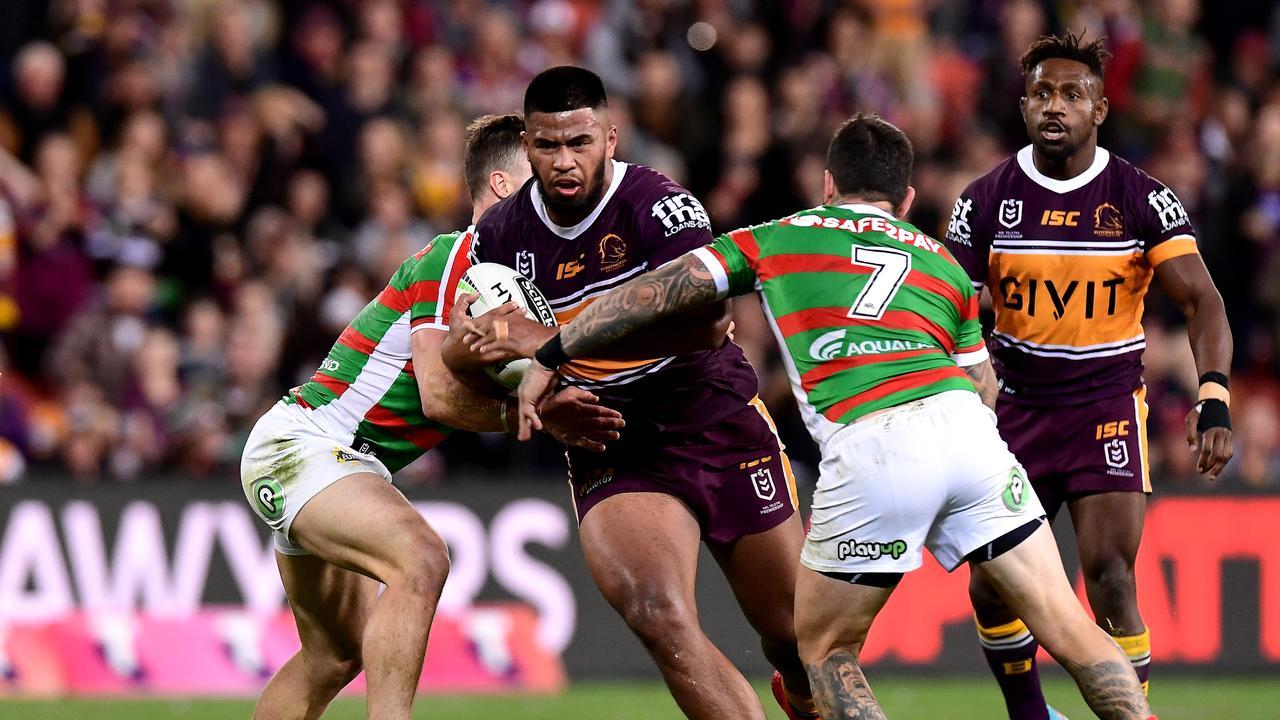The NRL has locked down a new broadcast deal with Channel 9 and Foxtel. Picture: Getty Images.