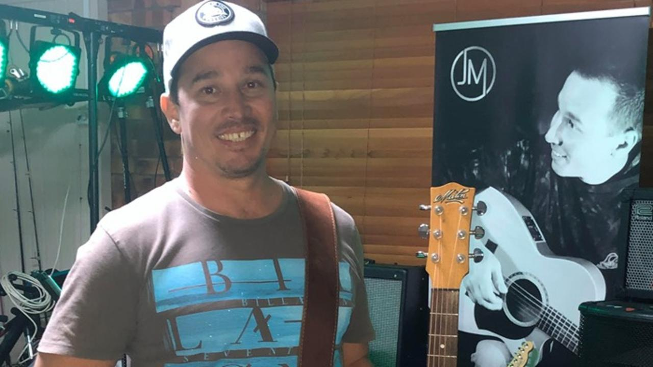 ISO JAM: Local musician Jayd Mckenzie has attracted national and international attention after taking his live gigs to social media.