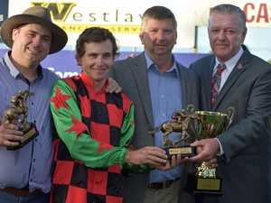 Emotional day ahead for trainer at Beef Week Cup