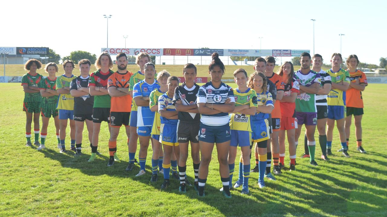 ONE TEAM: Rugby League Mackay & District clubs are hopeful season 2020 will resume with Stage 3 in July.