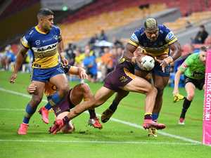 Brutal schedule: Eels' 2am landing after Broncos win