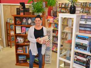 Bookshop starts a new chapter with new owner