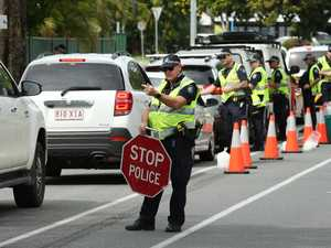 Family stress leads CQ woman to take drugs and drive