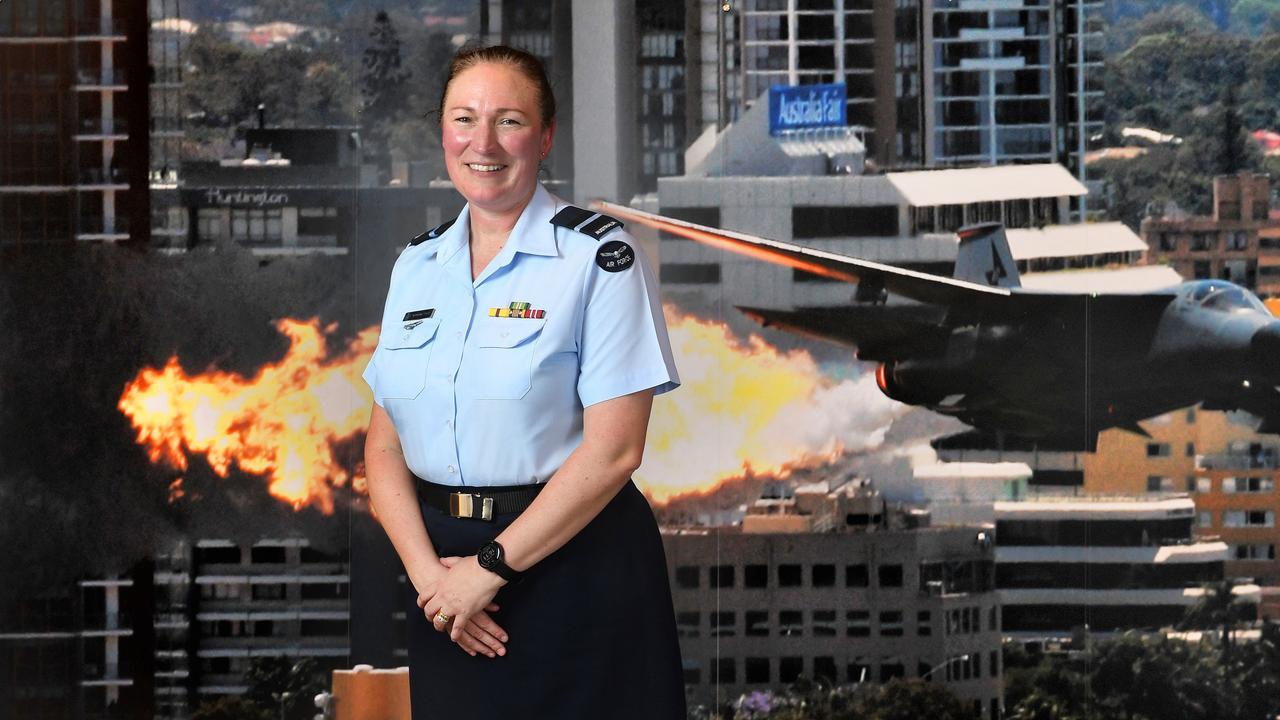 RAAF Amberleys Senior Australian Defence Force Officer, Air Commodore Veronica Tyler.