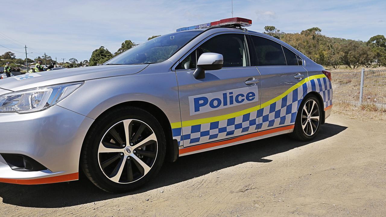 Police car generic. Picture: MATHEW FARRELL