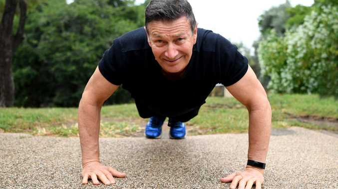 What's driving former nurse to do 3046 push-ups