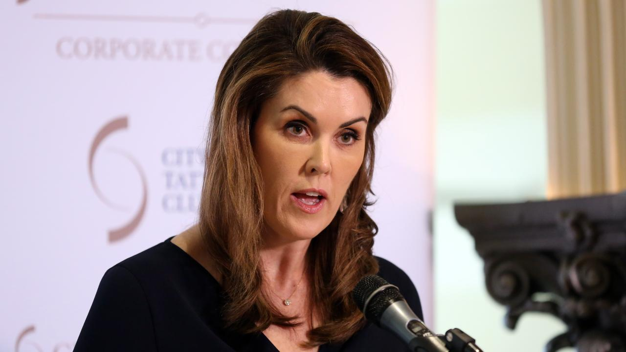 2GB management has previously held tests with Peta Credlin. Picture: Jane Dempster