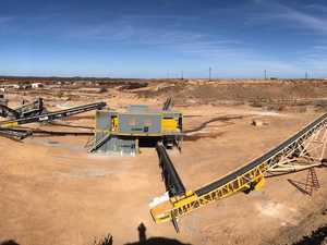 High-tech new machinery to 'revolutionise' mining