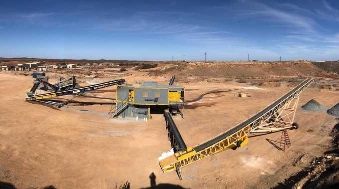 High-tech new machinery to 'revolutionise' mining