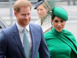 Meghan, Harry 'protected by star's security team'