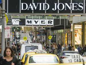 David Jones stores set to close