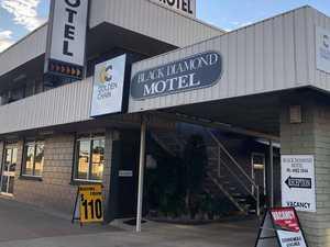 Motel owner feeling impact of CQ coronavirus case