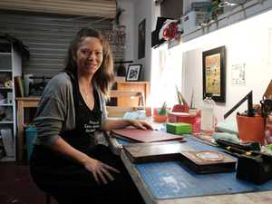 The Highfields woman keeping the art of bookbinding alive