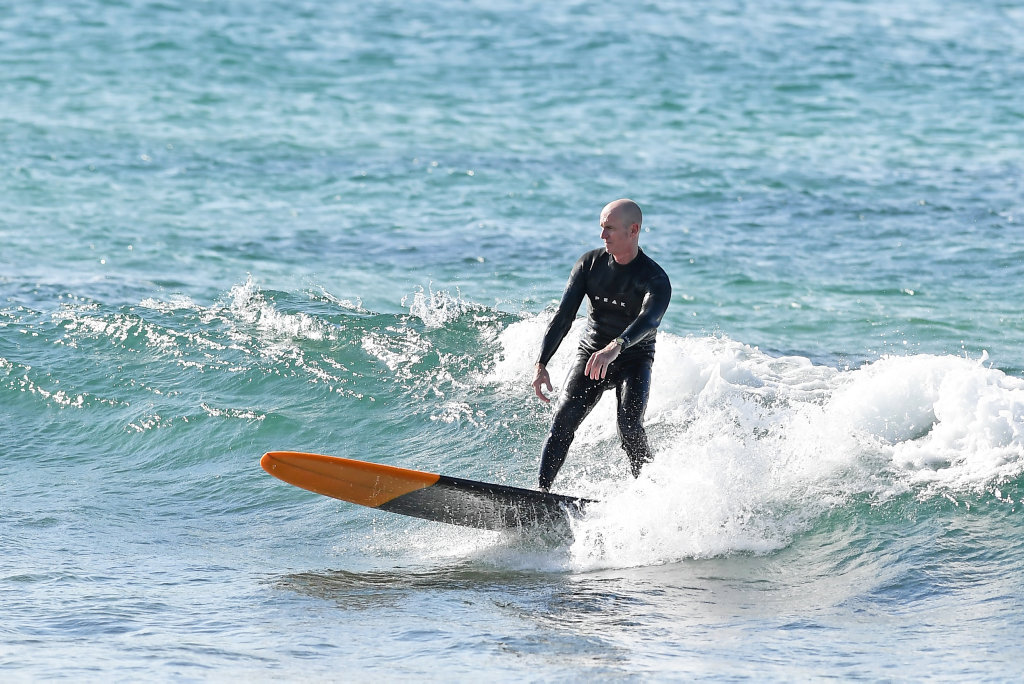 Image for sale: Wave of the day at Alexandra Headland. Photo Patrick Woods / Sunshine Coast Daily.