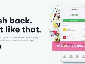 New cashback app trial offers a motza