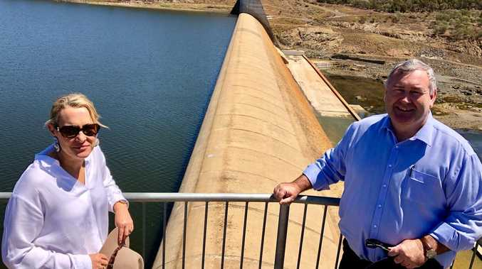 'Loss of life' possibility for those near Paradise Dam