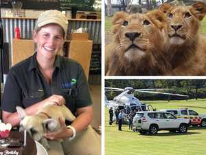 Experienced trainer mauled by lions is identified