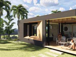 PAVILIONS IN PARADISE: Hayman Island's newest addition