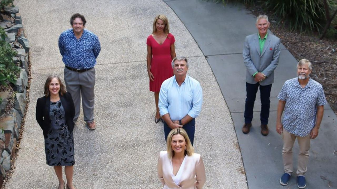 The new-look Noosa Council is yet to adopt the new Noosa Plan.