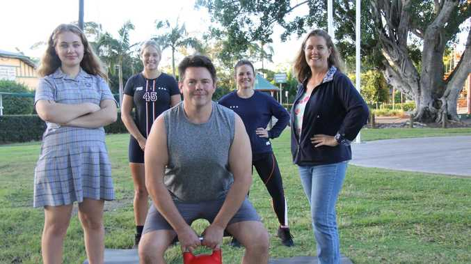 Why Lismore's F45 members are feeling better than ever