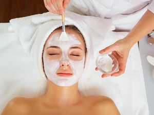 BEYOND THE BROWS: Pamper provides much-needed pause