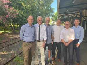 TIMELINE REVEALED: Rail trail on track after cash splash