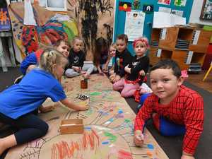 RECONCILIATION WEEK: Kindy kids get new history lesson