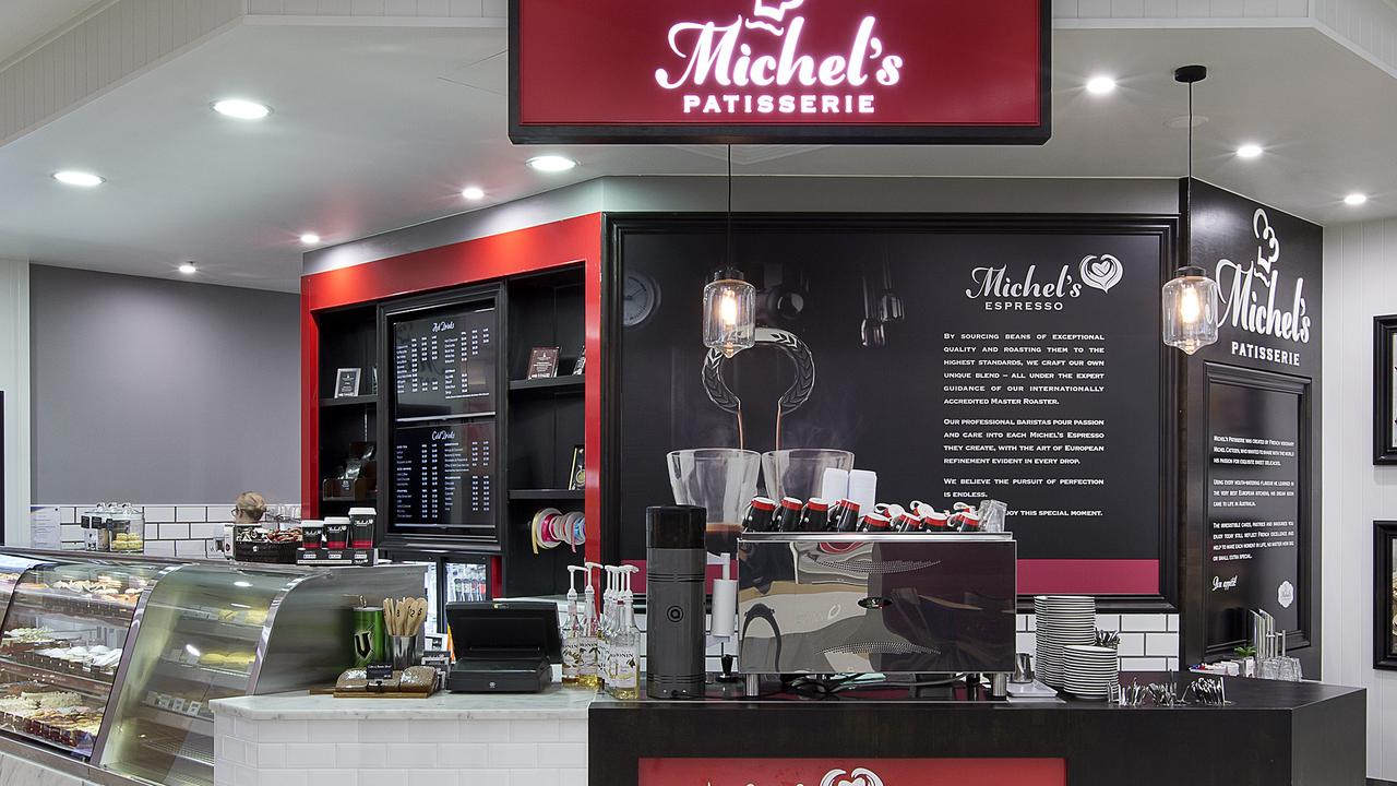 Retail Food Group franchise brand Michel's Patisserie is starting to see customers return.