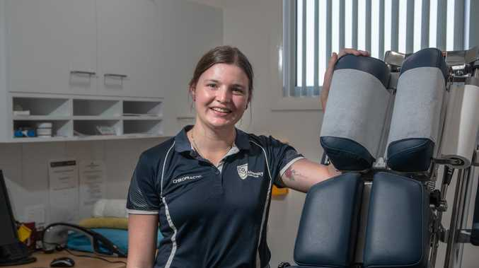 Student's cracking good job making rural dream a reality