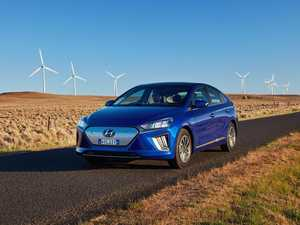 Anxiety eases when living with electric powered car