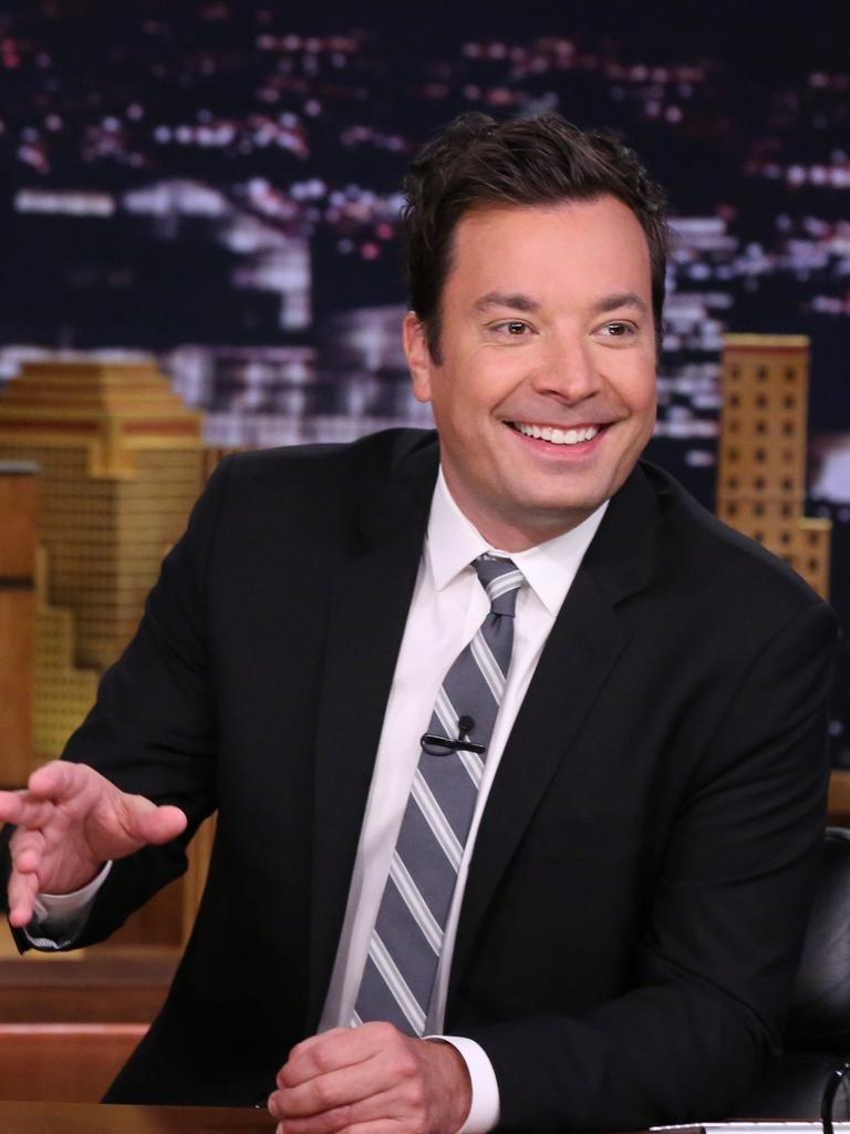 Fallon has already apologised for the incident. Picture: Andrew Lipovsky/NBC/NBCU Photo Bank via Getty Images
