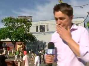 Aussie journo called 'white supremacist' in US riots