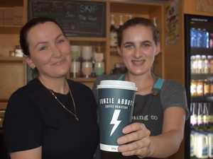 Community spirit: cafe supports 'Jack's Last Gift'