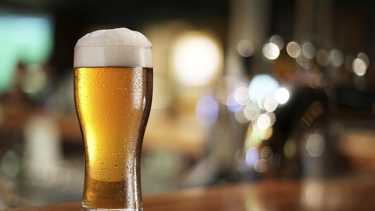 A Rolleston man's out of prison drinks have landed him back behind bars.