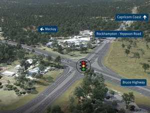 Intersection upgrades ahead of Rocky's Ring Road project