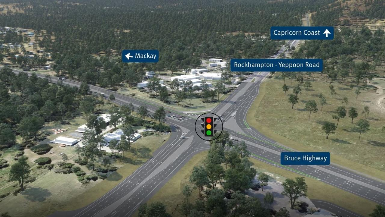 First look at the Rockhampton Ring Road design.