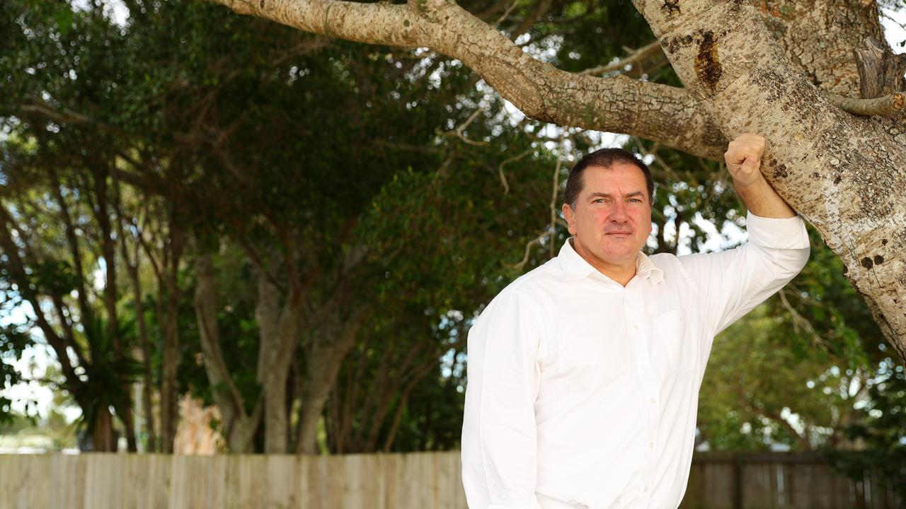 Federal MP for Wide Bay Llew O'Brien. Picture: Lachie Millard