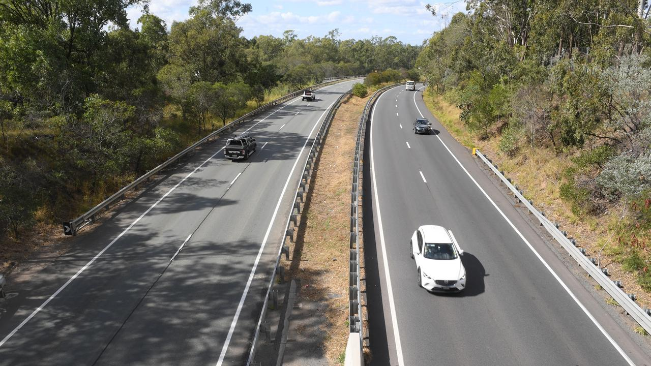 Emergency services are on the scene of a traffic accident on the Warrego Highway. FILE IMAGE