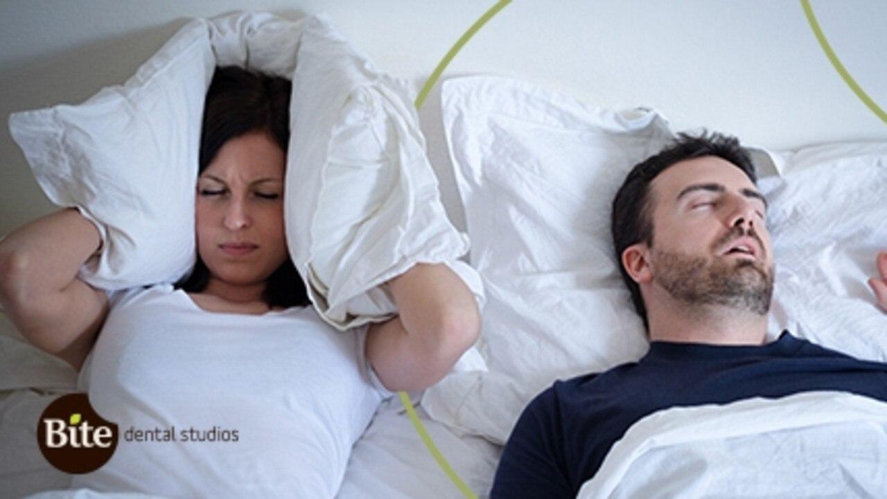 Bite Dental can help you with Sleep Apnoea issues.