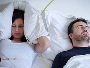 Beat sleep apnoea and snoring