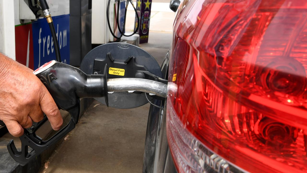 FILL UP: With COVID-19 restrictions continuing to ease, drivers can expect prices to rise in the coming weeks.