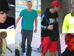 13 people wanted for questioning over Gympie crimes