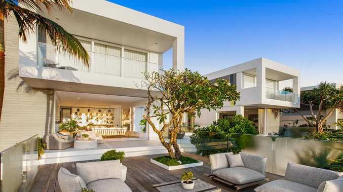 Tennis champ's former Coast mansion sells for $17m