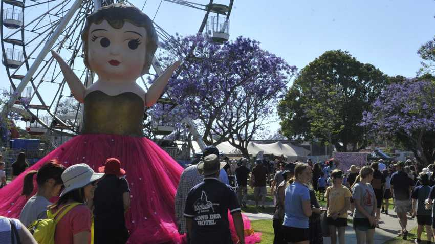 The Jacaranda Festival committee has released a preliminary program, including the appearance of the repaired Jacaranda Jill, but nothing is set in stone with COVID-19 still up in the air.