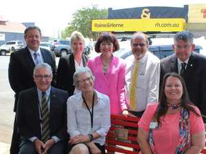 How new red benches aim to unite region in DV month