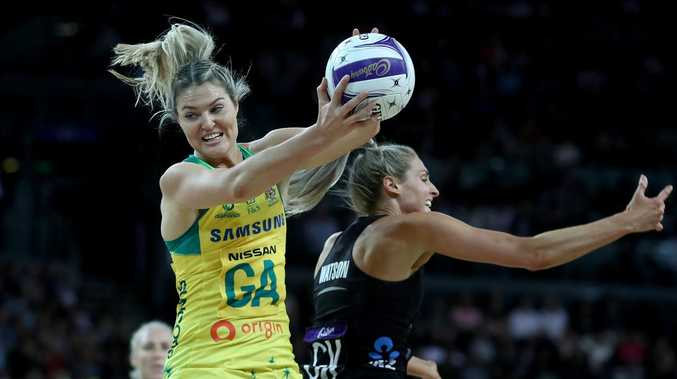 Super Netball, trans-Tasman clash given green light