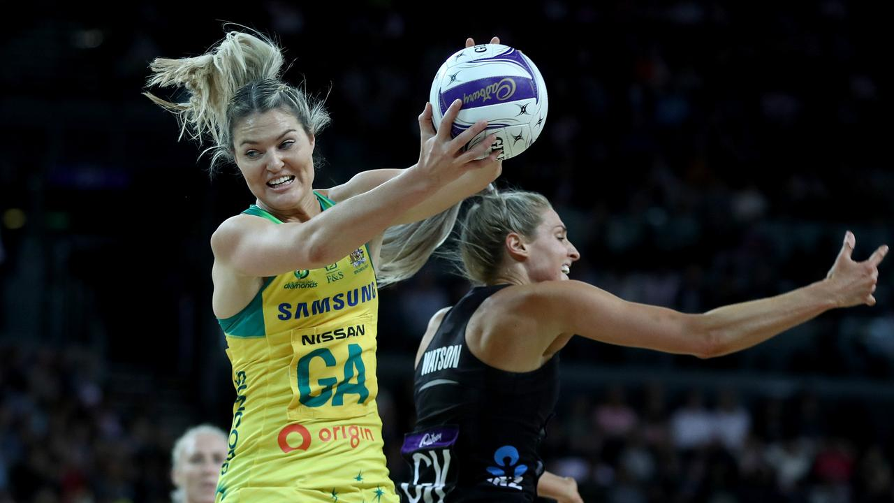 Australia and New Zealand's netballers are set to bring back international sport later this year.