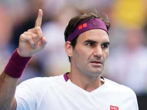 Federer tops rich list