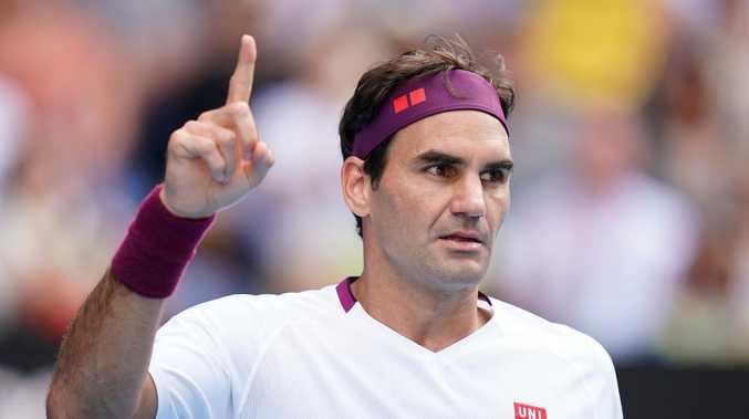 Federer tops rich list