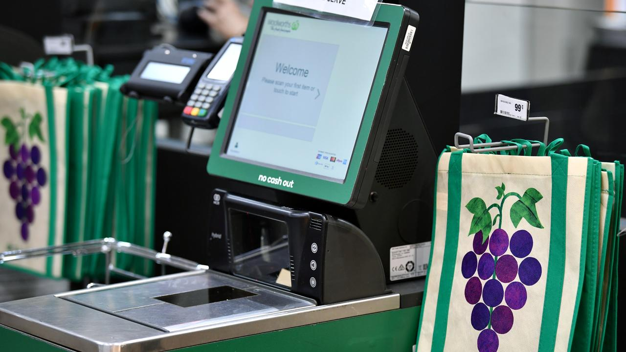 An unsettling change is on the way for Woolworths shoppers, with the supermarket rolling out another measure to deter thieves at self-serve check-outs.